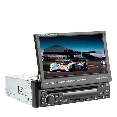 "7 ""touch screen 1 auto din auto in-dash Lettore DVD Stereo Sat Radio Bluetooth"