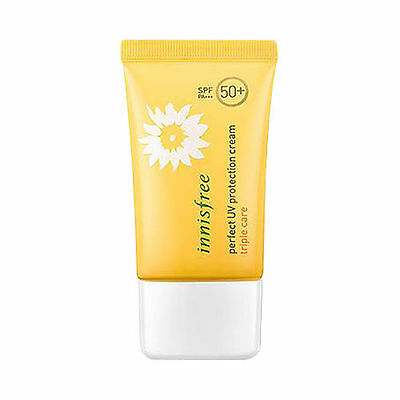 [INNISFREE] Perfect UV Protection Cream Triple Care - 50mL (SPF50+ PA+++)