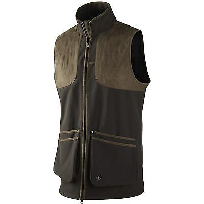 Seeland Mens Winster Softshell Waistcoat - RRP £84.95 Our Price £69.95