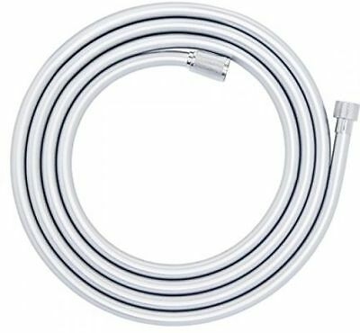 GROHE Silver Shower Hose With Swivel Connector For Twistfree 1.5mtr 28364 000