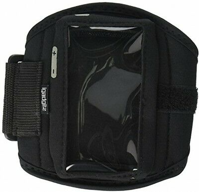 IGadgitz Neoprene Sports Gym Jogging Armband For IPod Touch 1st, 2nd, 3rd and
