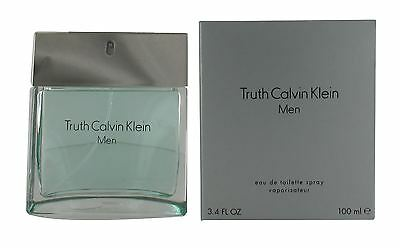 Calvin Klein Truth 100ml Eau de Toilette Spray for Men - New