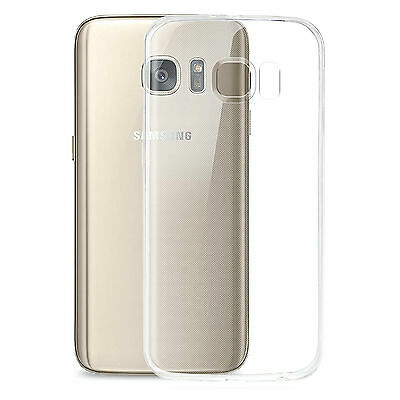 Transparent Thin Tpu Gel Case Cover For Samsung Galaxy S7 Edge