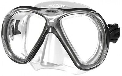 Seac Iena S/KL Diving Mask - Black