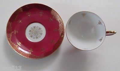 Royal Halsey LM Cup and Saucer