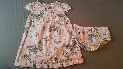 baby girl dress and pants f&f 6 9 months