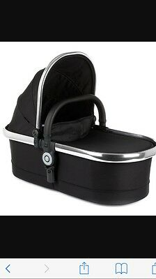 Icandy Peach 2 Main Carrycot Black