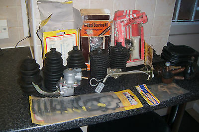 Job Lot Of Classic Car Parts. Some New Old Stock. Unknown Applications.