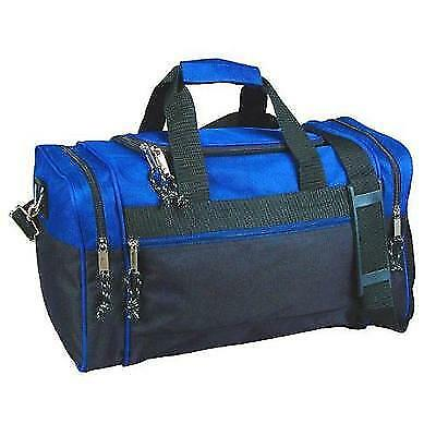 DALIX DF-019 Duffel Bag Sports Gym Carry Bag with Strap and Side Pockets, 20