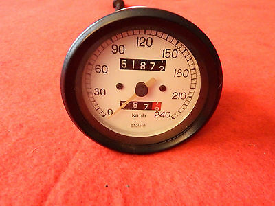 Ducati Supersport Vergasermodell Tacho Speedometer
