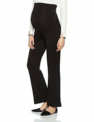 Dorothy Perkins Maternity Yoga Pant, Leggings Prémaman Donna, Black, 38