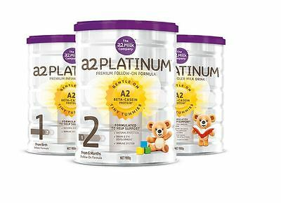 6x A2 Premium Stage 3 Toddler Baby Milk Powder Drink From 1 Year