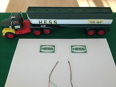""""""" 1967 to 1976  NEW  HESS BULB REPLACEMENT PARTS """""""