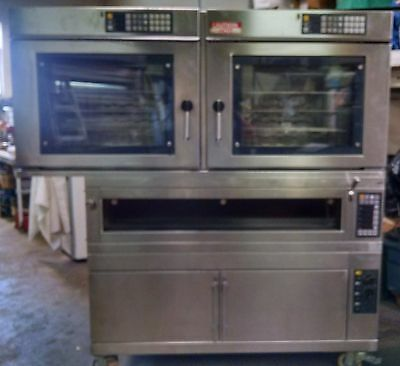 Three Ovens And A Proofer, Miwe