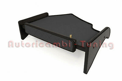 Table Dashboard Central To Led Cabin Wood Black Scania R Series Up To 2010