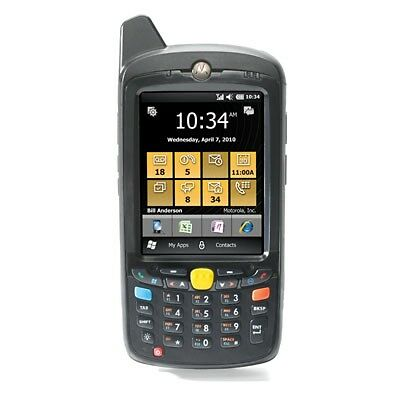 New Mc65 Symbol Motorola Zebra Barcode Handheld Scanner Mc659B Mc55 Warranty