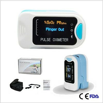 CONTEC CMS50N Fingertip Pulse Oximeter,Blood Oxygen Saturation,SpO2+Pulse,CE&FDA