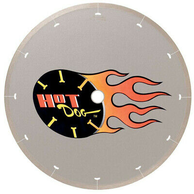 MK Diamond MK-225 HotDog 10 in. Wet Cutting Diamond Blade 158436 New