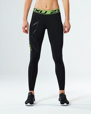 2Xu Women's Recovery Compression Tights G2 - Black