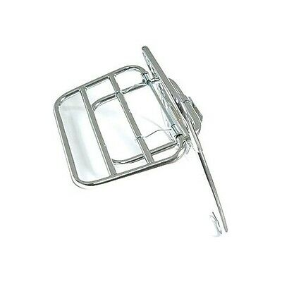 CUPPINI Rack chrome rear 498432
