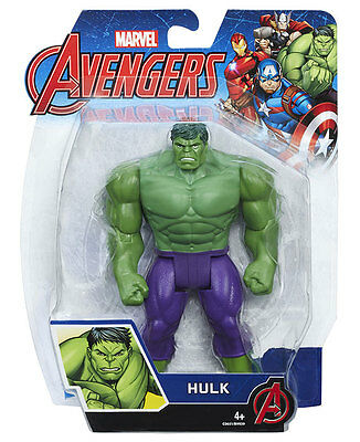 Avengers Marvel Animation Hulk Action Figure 15cm HASBRO