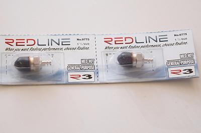 thunder tiger TT9775 Redline Glowplug R3 (Medium Hot General Purpose)  NIP
