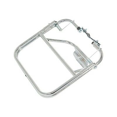 Rack chrome rear (foldable) 498417