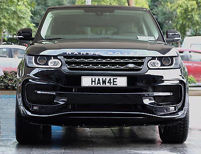 RANGE ROVER SPORT STAR style body styling kit bumper exhaust grille tips L494
