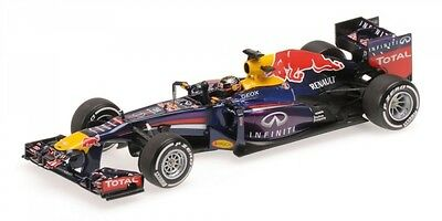 Red Bull Rb9 Sebastian Vettel Winner Indian Gp World Champion F1 2013 1:43 Model
