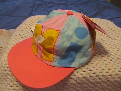 NEW - MICKEY MOUSE KIDS Stuff - BASEBALL CAP....PINK BLUE - Size Toddler...NWT