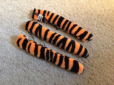 "3-New 9""  Exxon Esso Tiger Tails Exxon Label Exon ""Put A Tiger In Your Tank"""