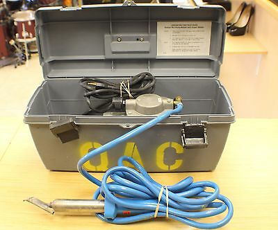 Seelye Model 63 Porta-Welder Plastic Welder for Plastic Welding