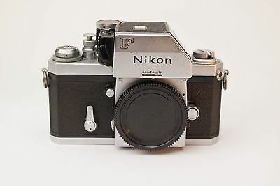 Nikon F 35mm Manual Focus Film Camera