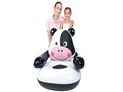 Sofa inflatable cow for children 80x80x71 cm Bestway 75025