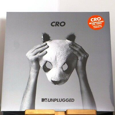 Cro - MTV Unplugged / 3er-LP incl. 2CD (CHICD0055LP) limited