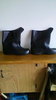 Tingley Rubber Boots Size Large-New Without Tags