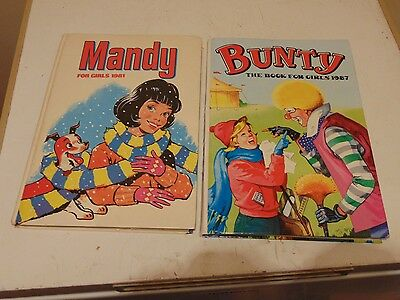 Mandy and Bunty Annuals