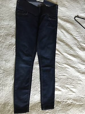 topshop maternity jeans 10