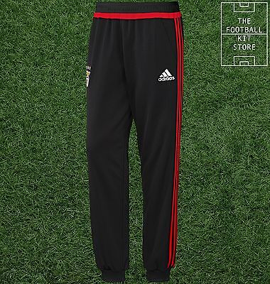 Benfica Training Pants - Official Adidas Football Training - All Sizes