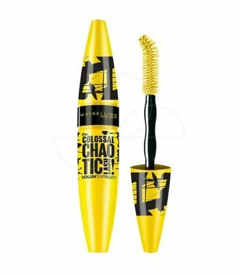 MASCARA VOLUM EXPRESS ONE BY ONE ( cil a cil ) VRAI NOIR GEMEY MAYBELLINE