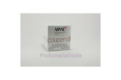 Arval Couperoll Dermo Active Cream Crema Notte Supernutriente Addolcente 50 Ml