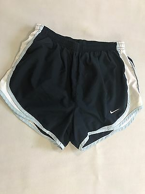 Nike Womens Blue Running Shorts Athletic sz Small 4/6