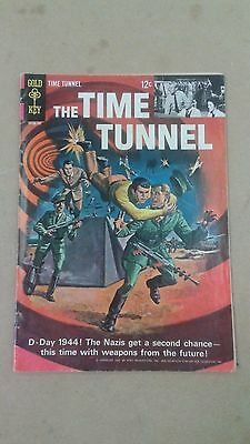^ Vintage Gold Key The Time Tunnel Comic No. 2