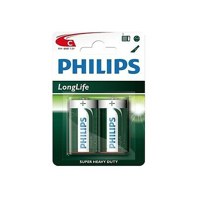 """PHILIPS Battery """"Longlife"""" baby 418303"""