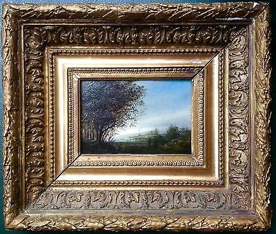 Price Dropped!!! Antique French Painting 1900 Signed A.leo (Unknown Artist)