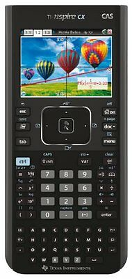 Texas Instruments TI Nspire CX CAS Calcolatrice (z9p)