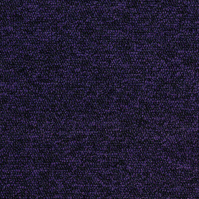 Clearance - Carpet Tile,  Pvc Fee, Purple, $25.00 Per Sq M