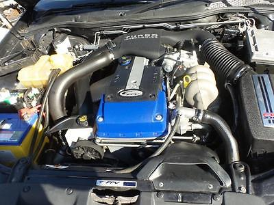 FORD FALCON Engine BF, 4.0 DOHC, 270kW, TURBO, F6/TYPHOON,