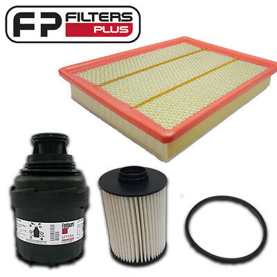 Oil Fuel & Air Filter to Suits 4X4 Foton Tunland Aumark 2.8L Diesel Cummins