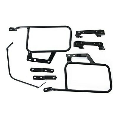 HEPCO & BECKER Rack Bracket for Sidecase black 498682